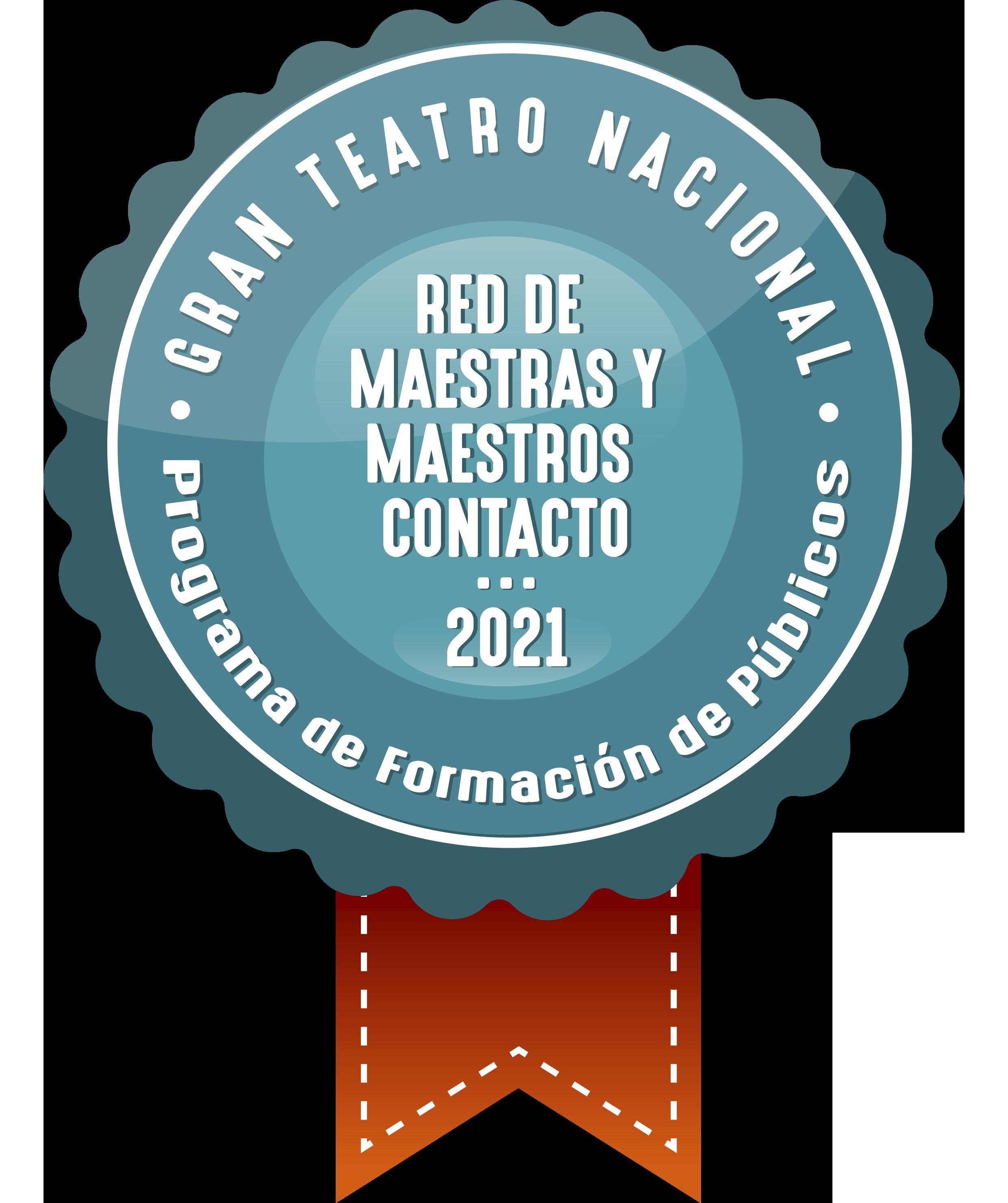 Programa de Formación de Públicos: Red de Maestras y Maestros Contacto